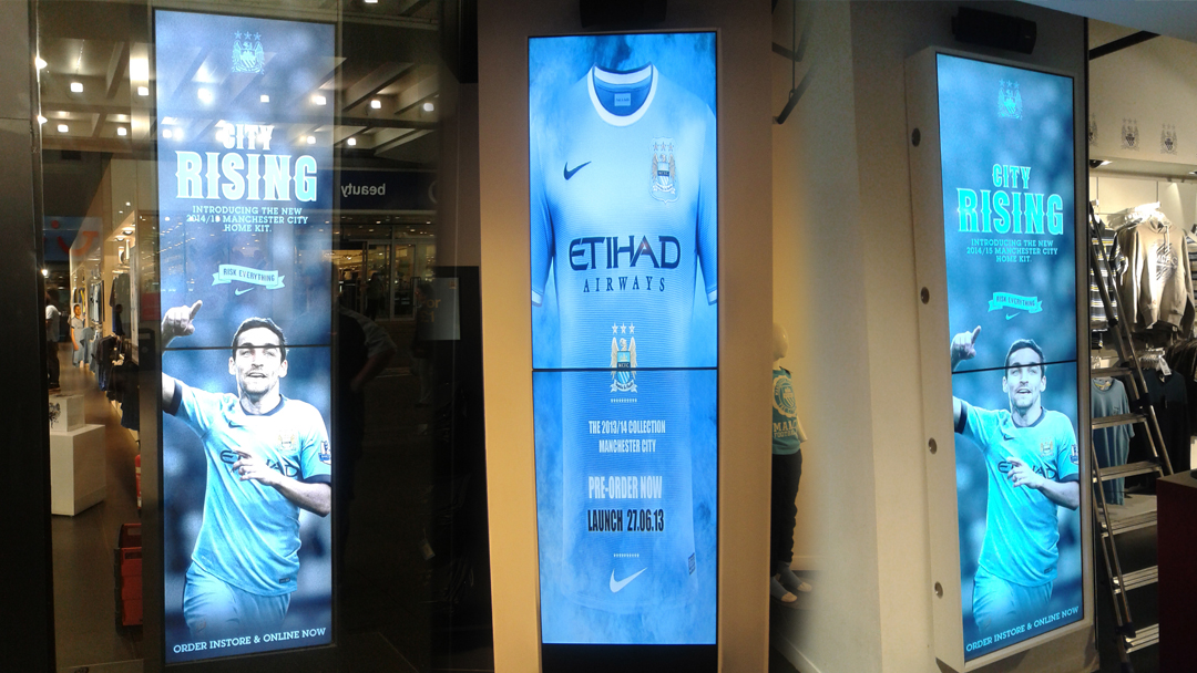 Manchester City FC Club Store - TVC 2bd7f83e4ab2
